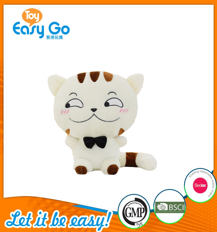 Special lovely and cute cat toy/ Stuffed fortune cat Toys Home Deco Doll