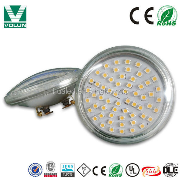 waterproof SMD2835 18w Par 36 par 56 Led Light 12volt Led swimming pool lights