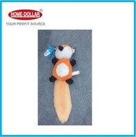 Cute mouse plush bed story toy