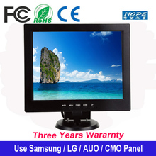 12 inch car lcd monitor / 12 inch DVI HDMI monitor
