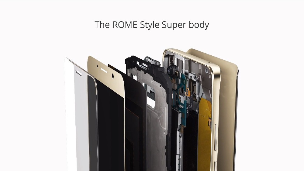 "Wholesale Umi Rome 4G LTE Smart Phone 5.5"" 1280x720 Android 5.1 Octa Core MTK6753 1.3 GHz 3GB 16GB"