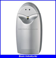 pure air freshener dispenser with 300mL perfume tin, auto aerosol dispenser