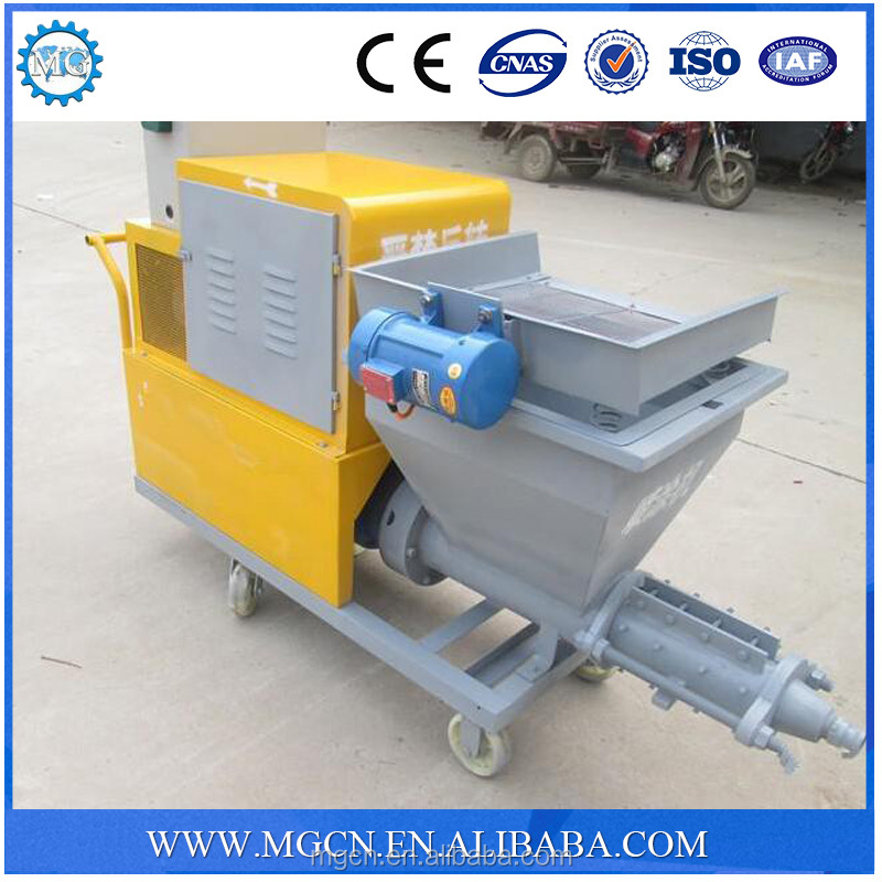 2017 Hot products Coating uniformity mini mortar spray machines