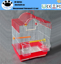 Metal/bamboo bird cages for sale