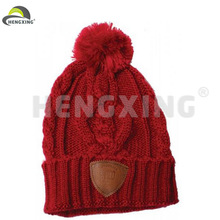 Men Fashion Warm Crochet Hat Wholesale On Factory Price