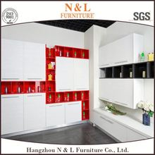 high quality melamine MDF kitchen indian altars