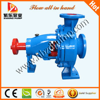diesel industrial centrifugal water pump