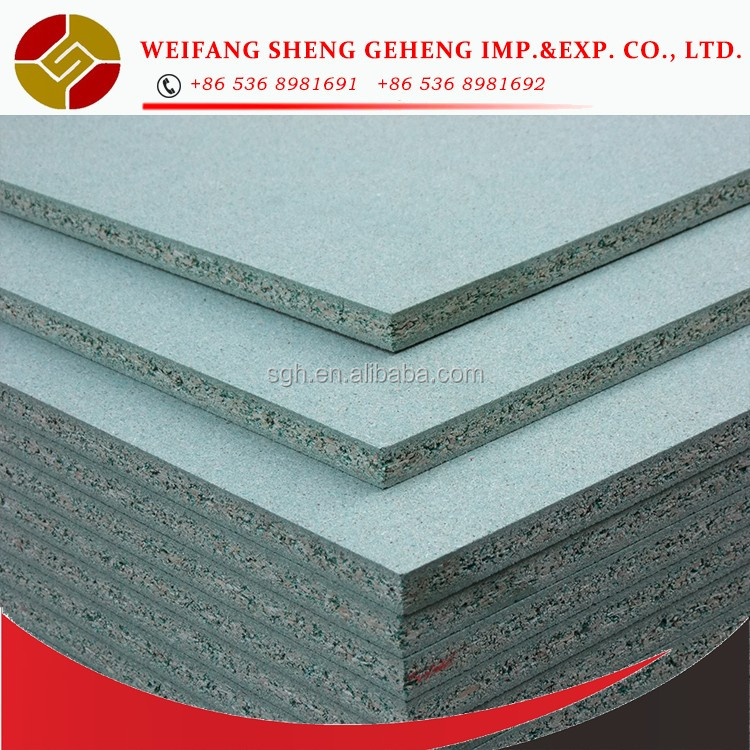 18MM SGH Melamine Faced Chipboard ,Particle Board manufacturer GOOD QUALITY , COMPETITIVE PRICE
