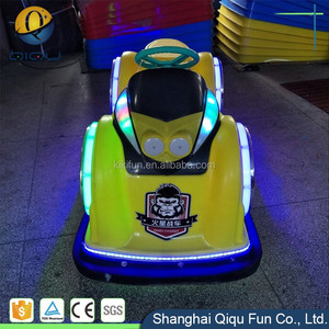 electronic ride on motorcycle toys car for children / new two seater 4 wheel plastic electric bumper cars for kids and adults
