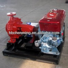 Electric Emergency fire booster pump