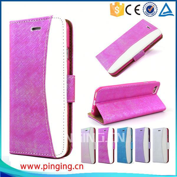 New product Lady Wallet Case for China Mobile A1,PU Leather Flip Cover for China Mobile A1