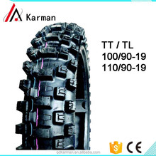 Wholesale off road motorcycle tires 110/90-19 100/90-19 80/100-21 90/100-21