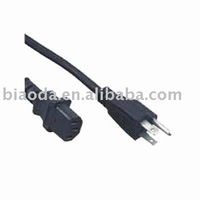 pc power cord,computer power cord,notebook power cord
