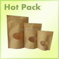 latest fads fahion kraft paper bags / mini food paper bag