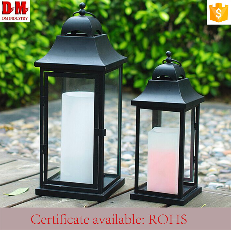 Top Standard Classical Metal And Glass Lanterns