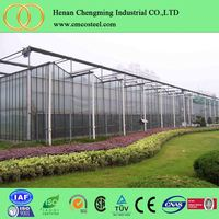 Hot Selling 2016 New Product Anti-UV Tunnel Film Greenhouse 120/160gsm 2-12m Width 80-200 Micron Thickness HDPE Greenhouse Film
