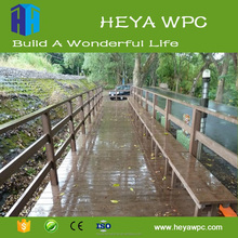 wpc wood plastic composite decking joist