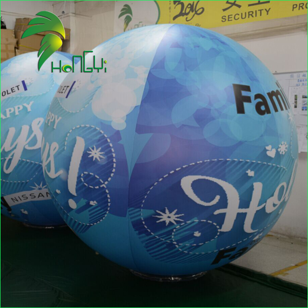 Advertising Floating Helium Sphere Balloons / Custom Helium Ball / Inflatable Big Helium Balloons