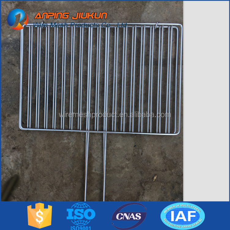 Square barbecue bbq wire mesh, Round Bbq wire grill , Rectangle bbq cooking wire net