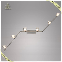 Wholesale and Retail Modern Fancy Design LED Ceiling Light Interior Ceiling Light Fixture, LED Ceiling Light with Emergency