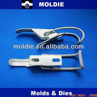 Kitchen cabinet clamp lock component