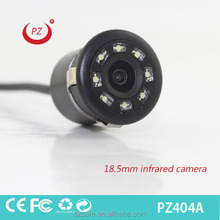 waterproof infrared 18.5MM car backup camera for rear view