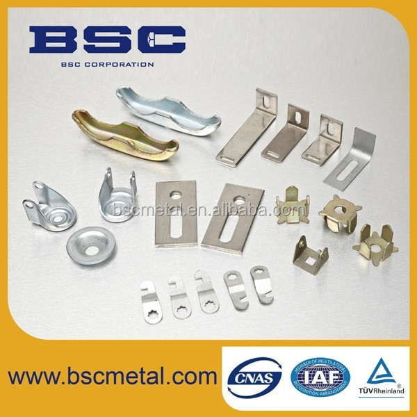 Galvanized OEM/ODM Metal Stamping Parts With ISO9001