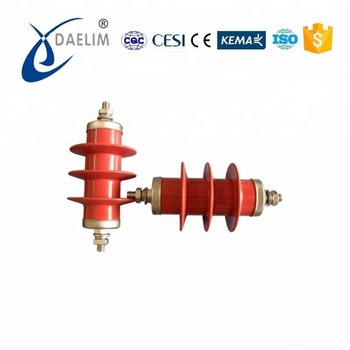30kV Metal-oxide Surge Arrester Lighting Arrester