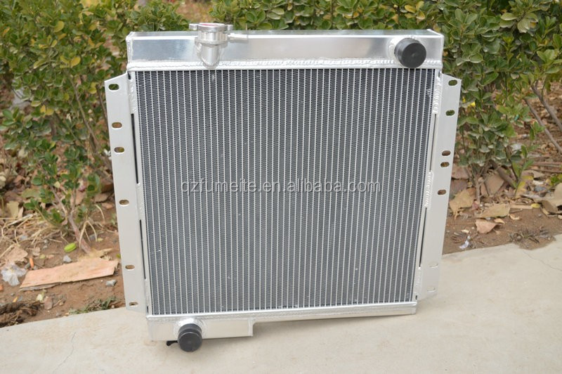 Custom High performance low prices For Dodge Neon SRT4 SRT-4 SRT 4 2003-2005 2004 2.4L MT aluminum auto radiator