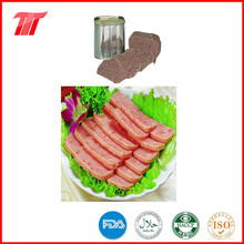 Health meat OEM brand luncheon meat processing in China