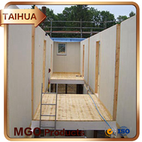 MGO Board for Prefabricated Sip House Panels To Build Prefabricated Houses for Prefabricated Constructions