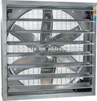 greenhouse weight balance type exhaust fan