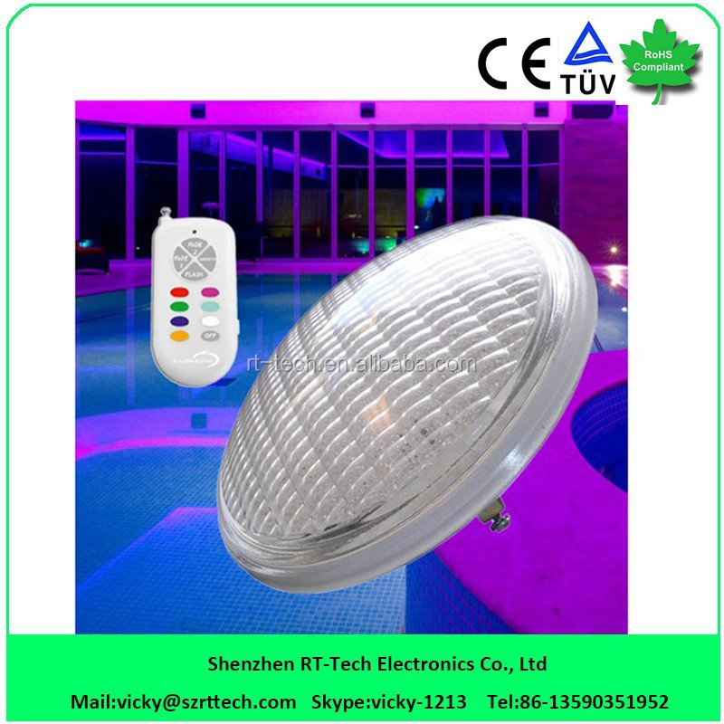 40w 558 leds led pool light/300w par56 led replacement