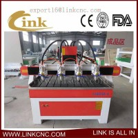 Factory supply European quality 3d photo carving cnc router LXG1212