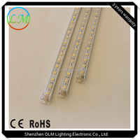New gadgets 2015 dc4v 5730smd led rigid strip new product launch in china