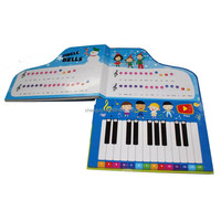2016 customized hardcover musical children book with sound effects
