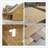 9mm 12mm 15mm 18mm OSB for construction