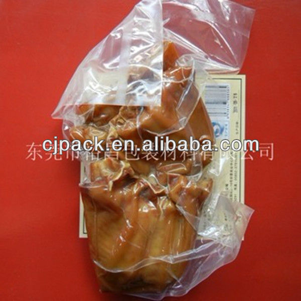 PA CPP Meat Retort Pouch