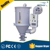 PE Film Drying Machine/Plastic Scrap Dryer Machine Hopper Dryer for Plastic Extruder