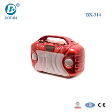 6 inch mini enjoy music mini speaker with bluetooth