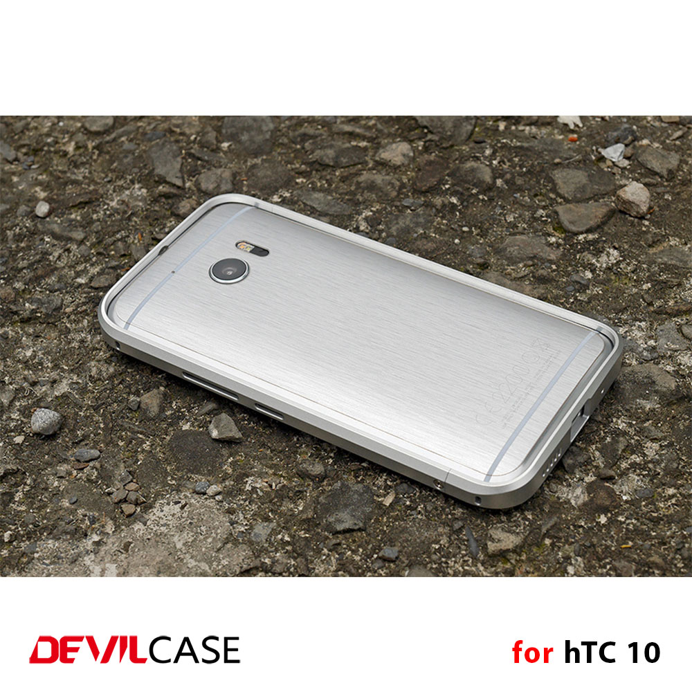 [DEVILCASE] Strong Protective Case 100% A6061 Cellular Phone Bumper Case for hTC ONE 10 Smart Hand Phone