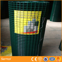 Welded wire mesh specifications/galvanized pvc coated welded wire mesh/ yard guard welded wire fence