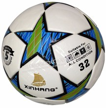 2018 the most fashion world cup match ball training customized rubber cheap pu soccerball