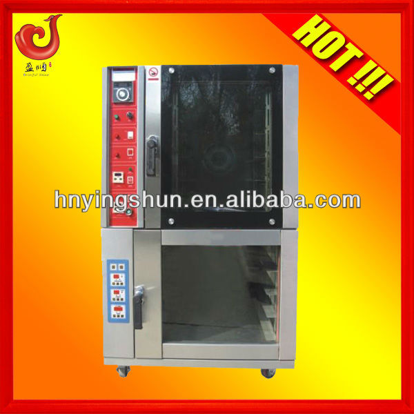 gas mini oven/electric gas combination oven/french bread equipment