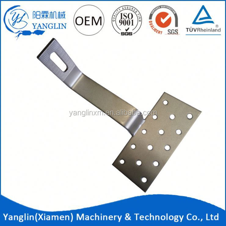 Stainless Steel Flashing Flat Roof Roofing Hook Of Solar Panel