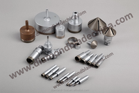 diamond core drill bits for glass hollow diamond core bits