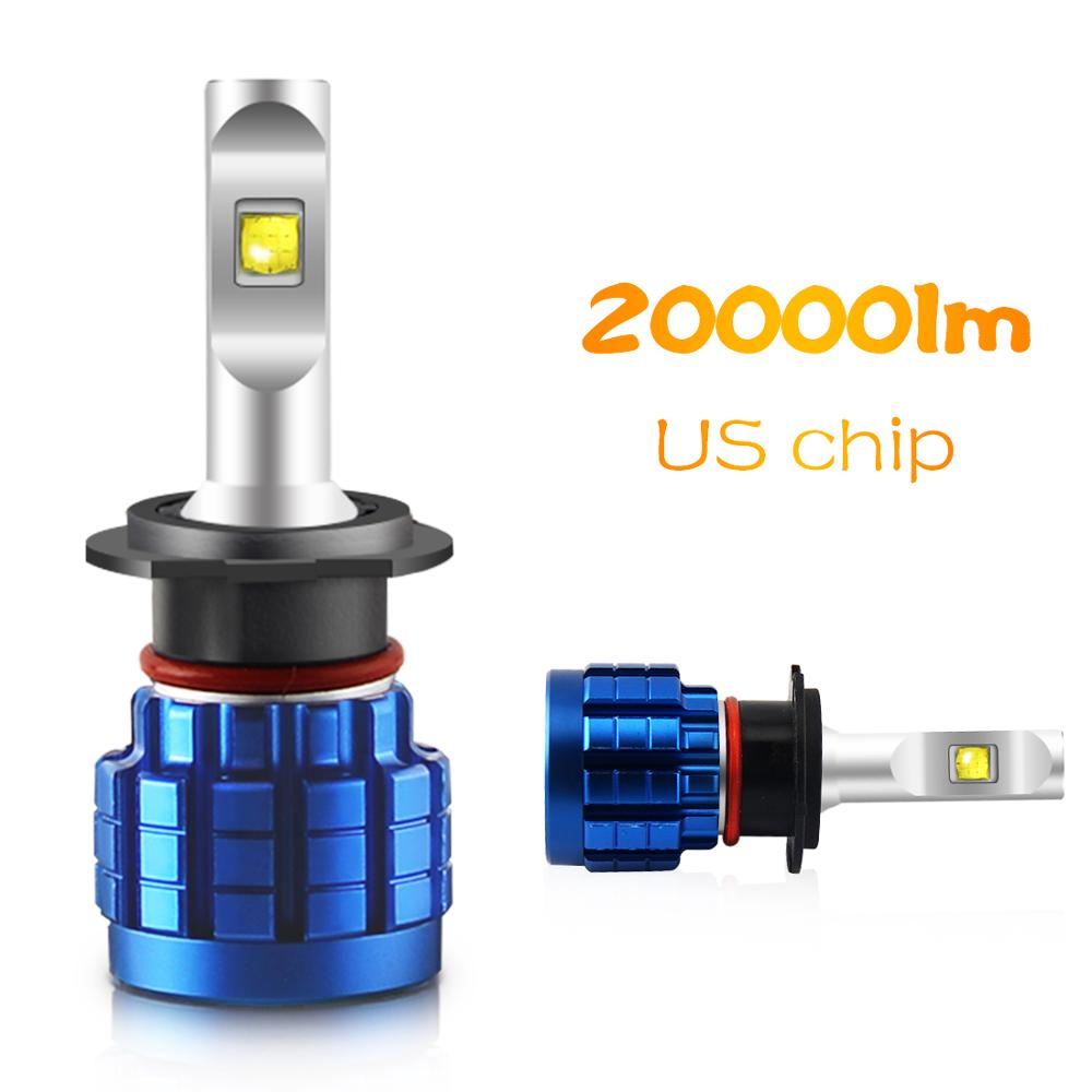 New Super Bright 20000 Lumen <strong>Q10</strong> 12V Car Light Bulbs Auto H11 HB4 9005 Led Headlight,Led H7 H4 Led