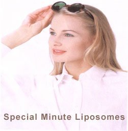 Special Minute Liposomes