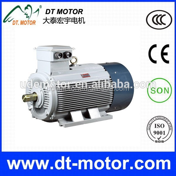 Changing poles Y2-355M1-8 three phase induction motor with good price