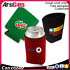 Hot selling custom logo cheap promotional neoprene beer can holder stubby cooler